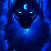 My Fursona, Cheza the Shadow Moon Wolf